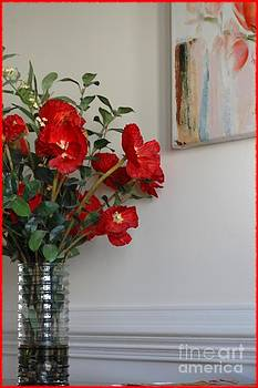 Poppies in Oil by Donna Bentley