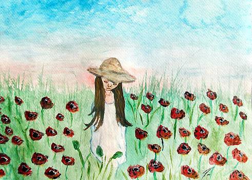 Angela Pari  Dominic Chumroo - Poppy Prayers