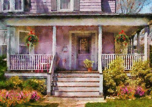 Mike Savad - Porch - Cranford NJ - Grandmotherly love