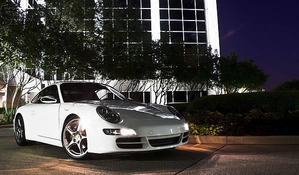 Porsche 911 Turbo by Tejas Prints