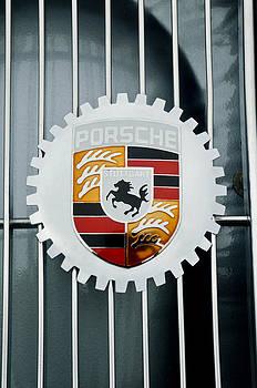 Jill Reger - Porsche Emblem 6