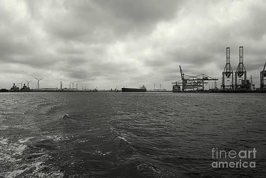 Dean Harte - Port-Industrial 2 - Port Landscape