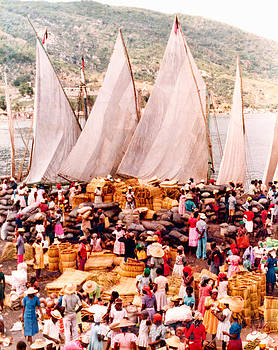 Johnny Sandaire - Port of Miragoane Haiti