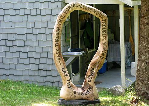 Portal by Julia Jones