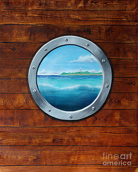 Porthole by Barbara Marcus