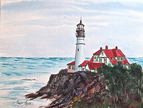 Frank SantAgata - Portland Head Light III