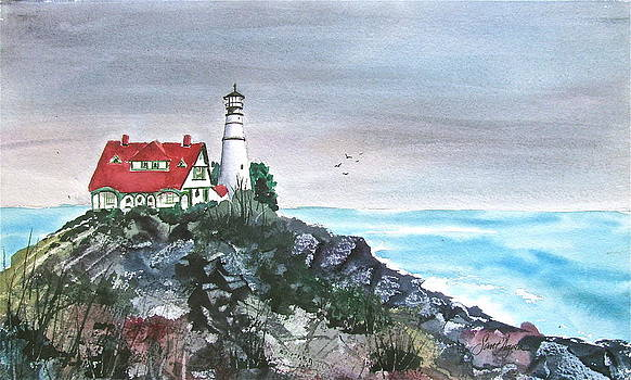 Frank SantAgata - Portland head light IV