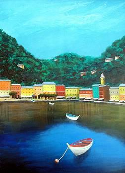 Portofino by Larry Cirigliano