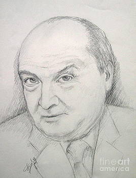 Freddy Kirsheh - Portrait 1