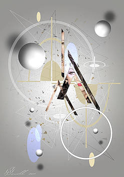 Svetlana Sewell - Portrait Abstract