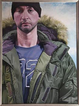 Harry Robertson - Portrait of a Mountain Walker.