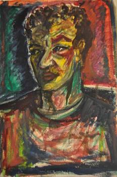Portrait by Valeria Giunta