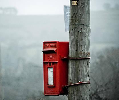 Post Box by Simon Clare