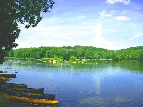 Potomac River 2 by John Johnson