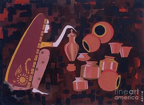 Potter by Vilas Malankar