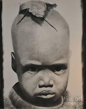Pouty Face by Adrian Pickett Jr