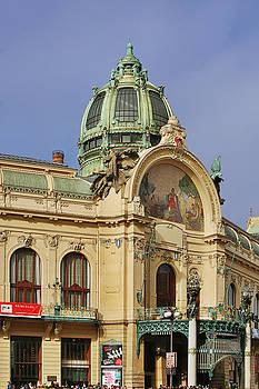 Christine Till - Prague Obecni dum - Municipal House
