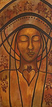 Prayerful Madonna by Mary Schilder