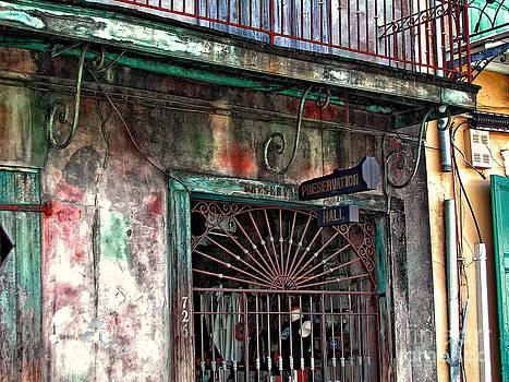 Kathleen K Parker - Preservation Hall