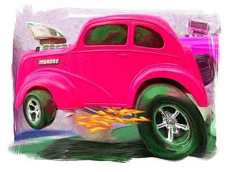 Pretty in Pink by Gra Howard