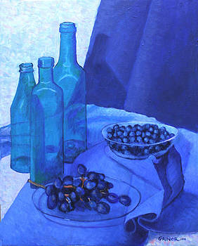 Primary Trilogy - Blue by Gainor Roberts