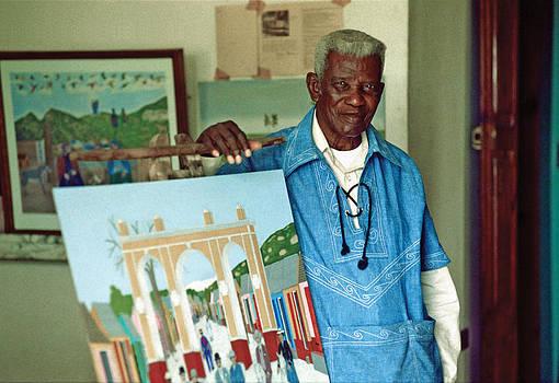 Johnny Sandaire - Primitive Artist - Phiolome Obin