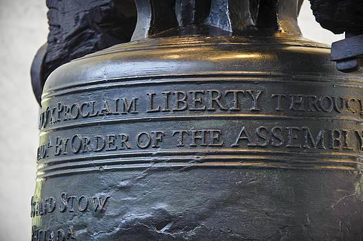 Proclaim Liberty by Jen Morrison
