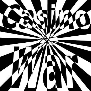 Psychedelic Casino War by Casino Artist