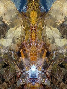 Psychedelic Creek by Lynzi Wildheart