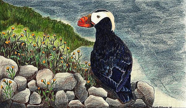Puffin by Wendy McKennon