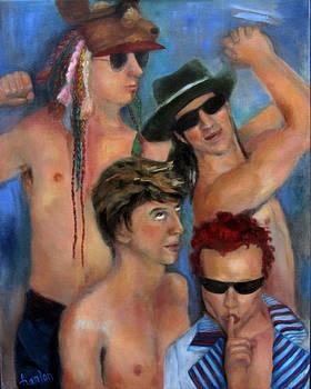Pumped Up by Susan Hanlon