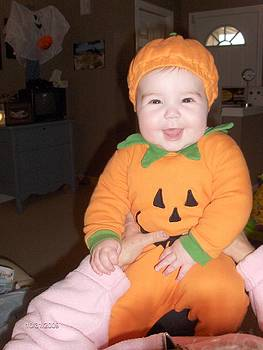 Pumpkin Baby by Lisa Stunda