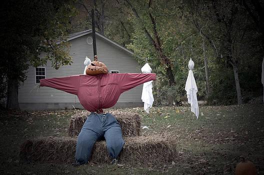 Terry Eve Tanner - Pumpkin Head and Friends