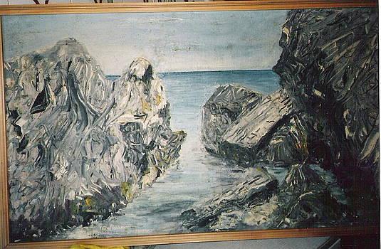 Punta Jelinak Marinska Vala by Mladen Kandic