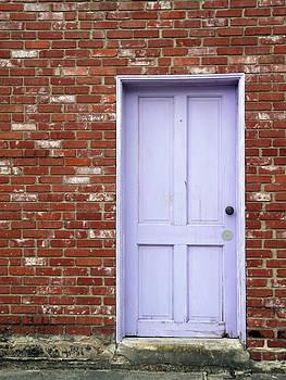 Terry Eve Tanner - Purple Door