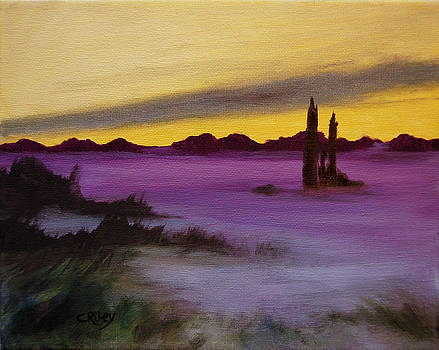 Purple Fog by Conny Riley