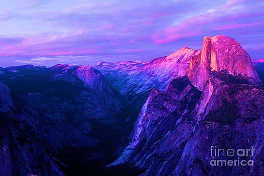 Adam Jewell - Purple Half Dome