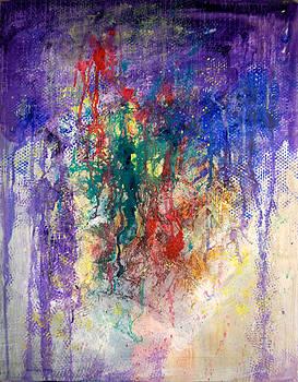 Purple Rain by Barbara Barry-Nishanian
