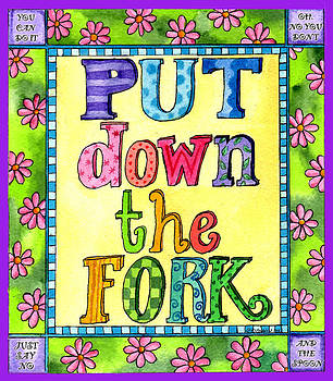 Put Down the Fork by Pamela  Corwin