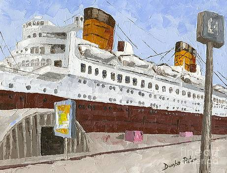 Queen Mary by Dumba Peter