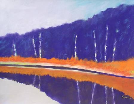 Quiet Pond by Karin Eisermann
