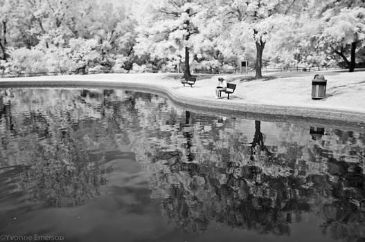 Quiet Spot by Yvonne Emerson AKA RavenSoul