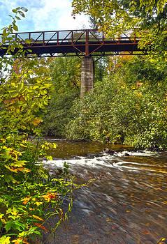 Michael Peychich - Railroad Bridge 7827