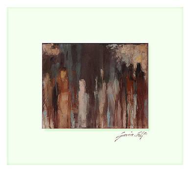 Rain Dance Shadows by Gavin Calf