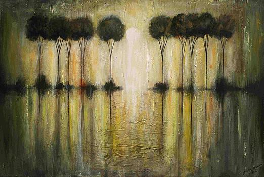 Rain by Lauren  Marems