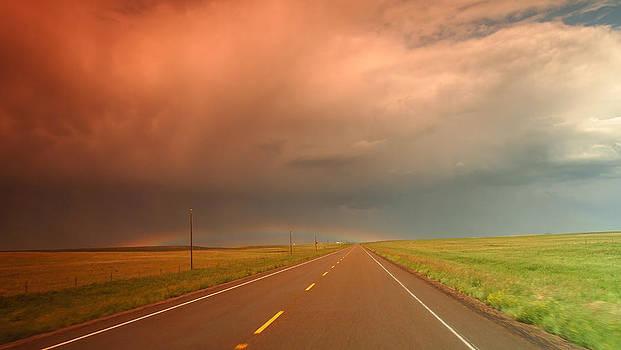 Rainbow Highway by Kelsey Horne
