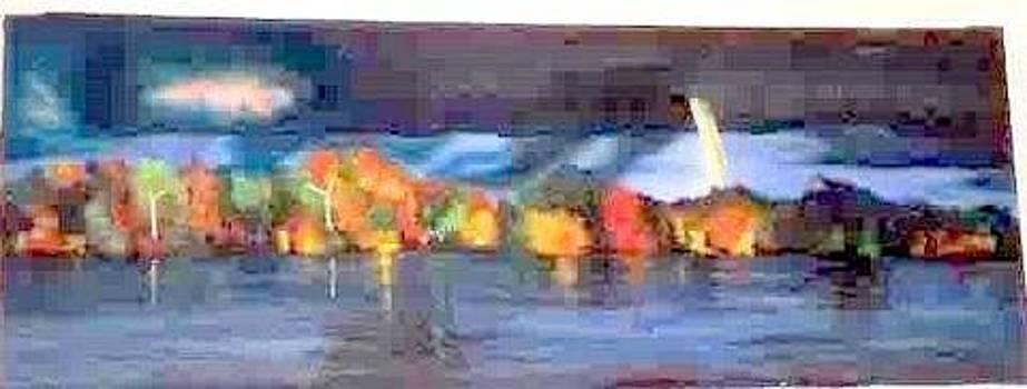Rainbow by John Sowley