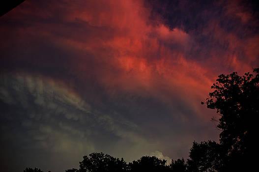 LeeAnn McLaneGoetz McLaneGoetzStudioLLCcom - Rainbow trail Sky
