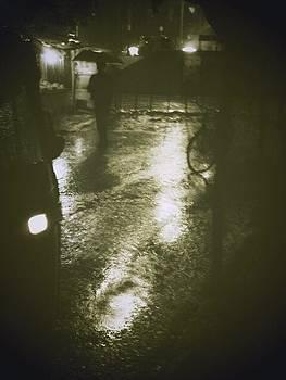Rainy Night  by Prashant Upadhyay