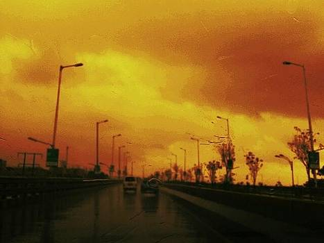 Rainy season  by Prashant Upadhyay